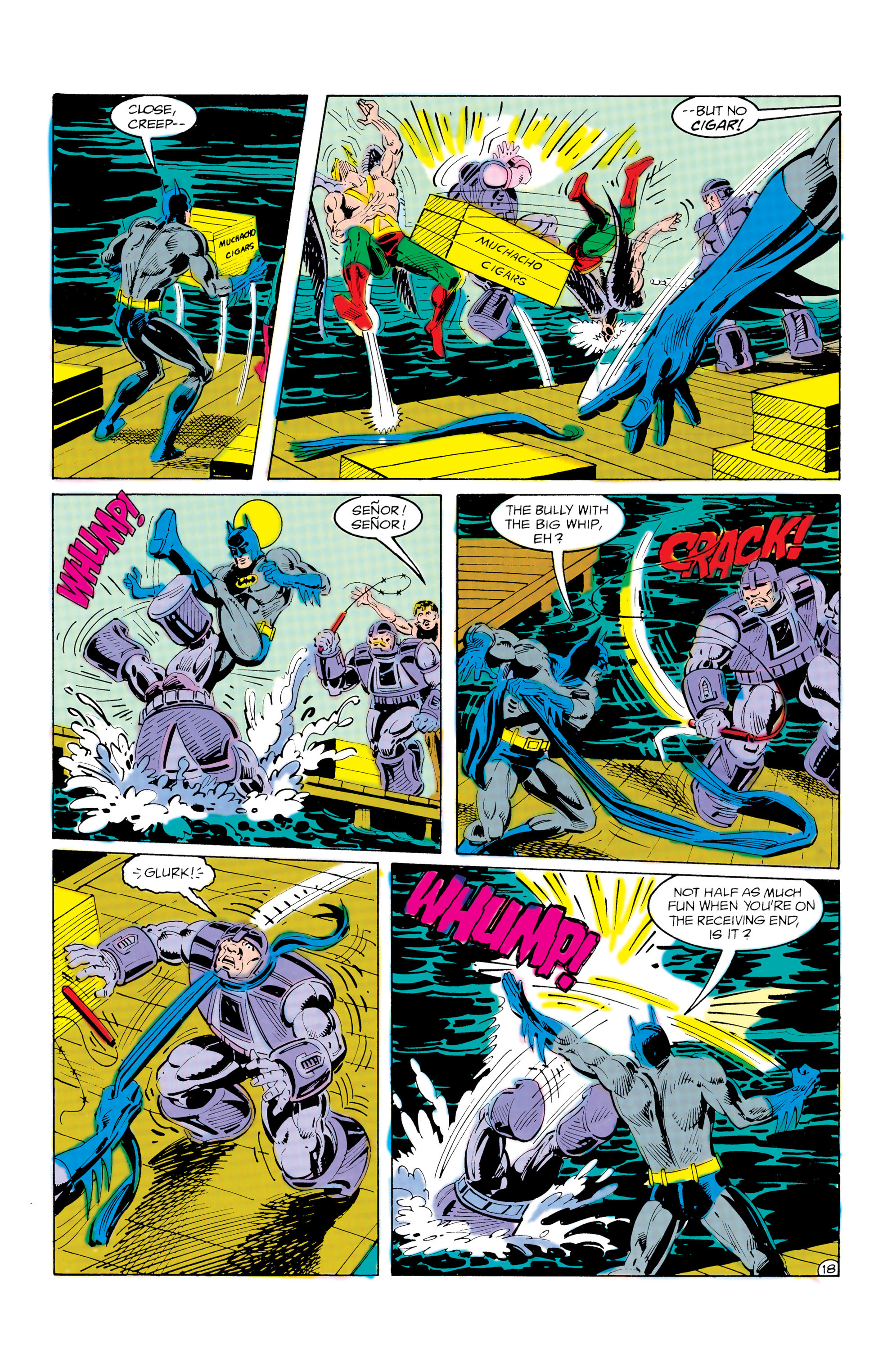 Detective Comics (1937) Issue #595 Page 35