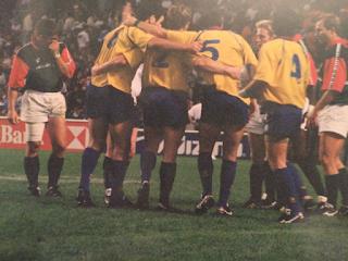 Rugby 7 : Hong Kong - Partido contra Zimbabue