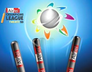 champions league twenty 20 logo