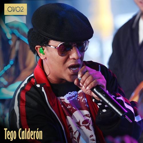 1 de febrero | Tego Calderón - @TEGOCALDERON | Info + vídeos