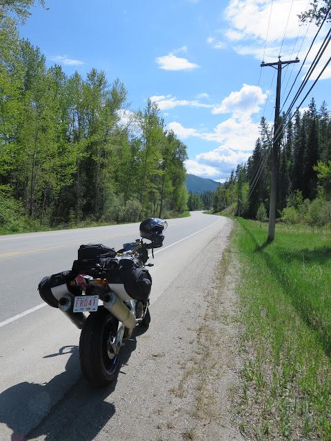 Aprilia Tuono Kimberley British Columbia