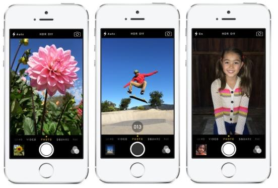 What are The New Features Added in Apple's New iPhone 5S?