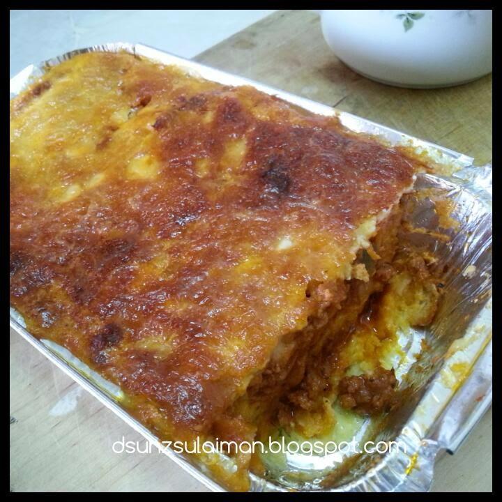 Lasagna Mudah