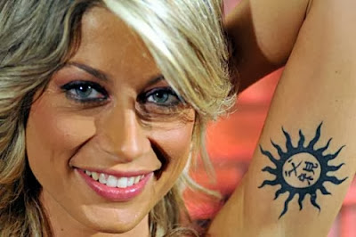 Dicas de Tatuagens Femininas de Sol