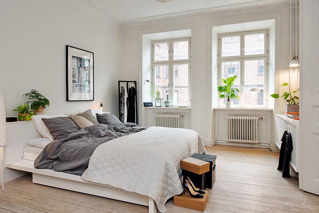 Decoraci n f cil dormitorio de beb directamente comunicado for Dormitorio matrimonio nordico