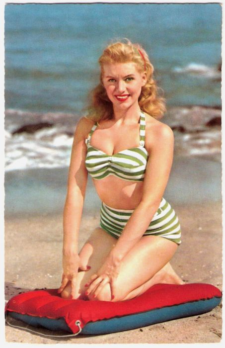 damn funny pics swimwear from the 40s and 50s
