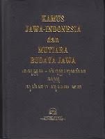 toko buku rahma: buku KAMUS JAWA-INDONESIA dan MUTIARA BUDAYA JAWA, pengarang tim penyusun, penerbit tiara wacana yogya group