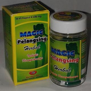 magic pelangsing, magic pelangsing herbal, obat pelangsing alami, cara melangsingkan badan alami,