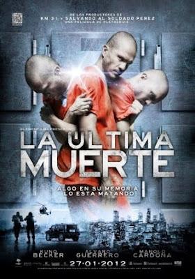 La última muerte (2012). pelicula poster movie