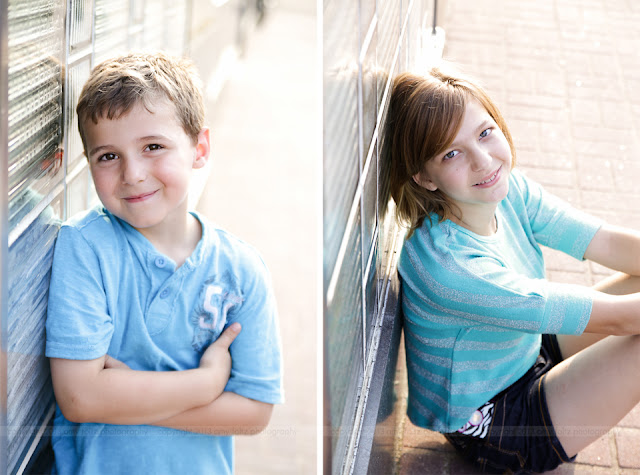 photos of kids in downtown Terre Haute, IN