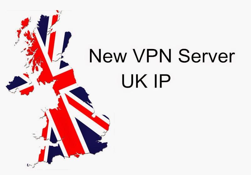 Britain-VPN-Server