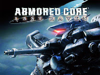 Game Ps2 - Armored Core Last Raven