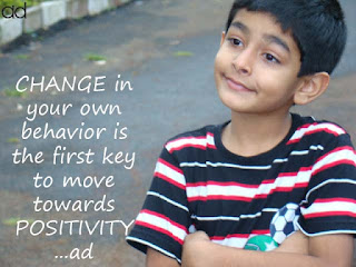 ad, ameedarji, Positivity, Peace, Happiness, PeakofPositivity, PositiveChange, BeatTheFrustration, Behavior, Change