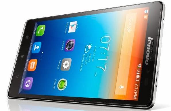 Lenovo Vibe Z 4G LTE Terbaru