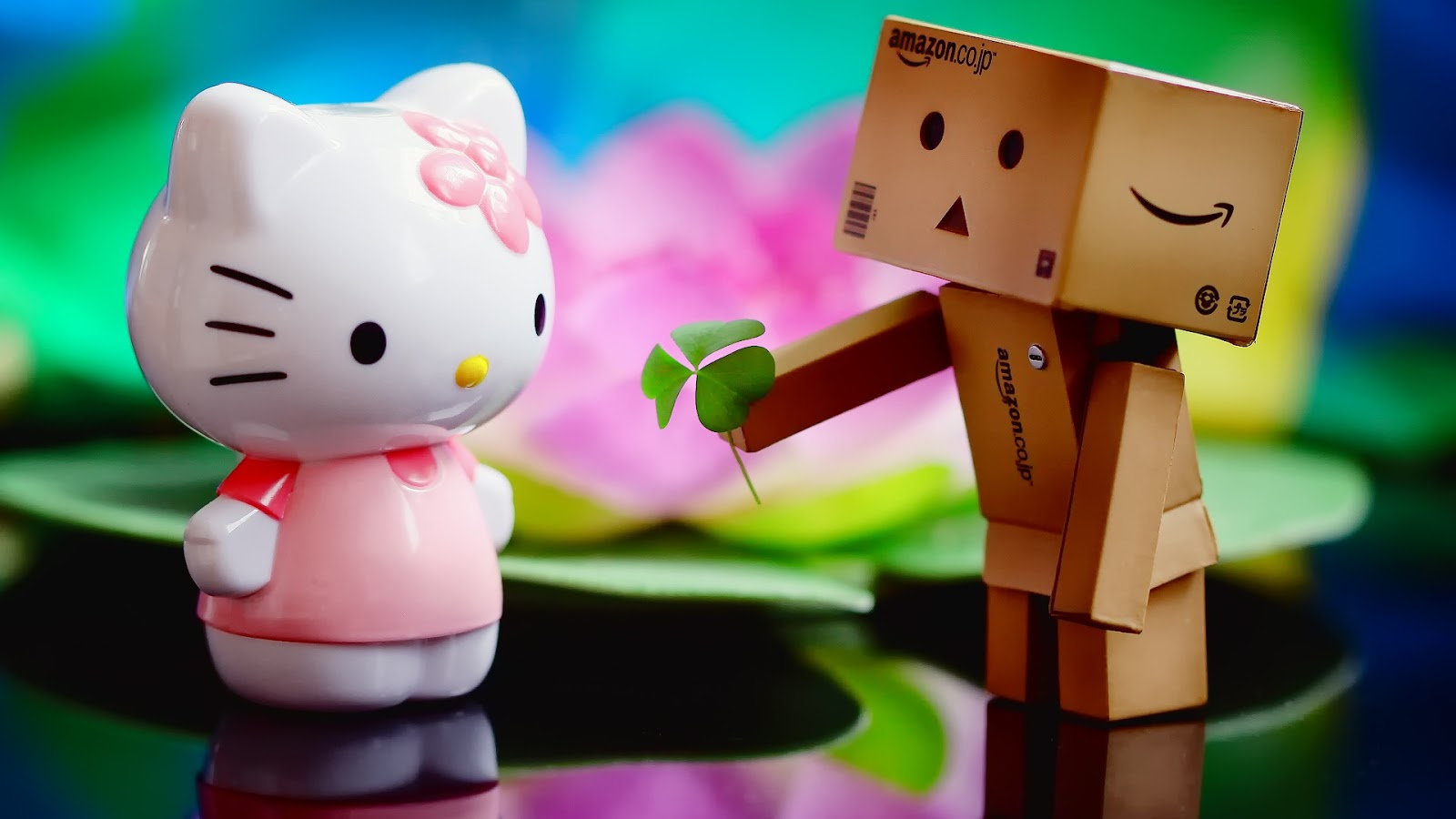 Love you Kitty 1920x1080 Wallpaper