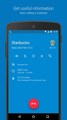 Update Google Phone 2.3.12 APK for Android Terbaru 2016