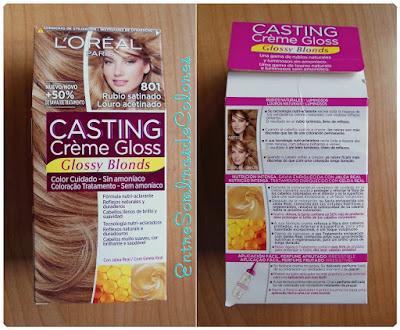 tinte casting crème gloss L´Oréal