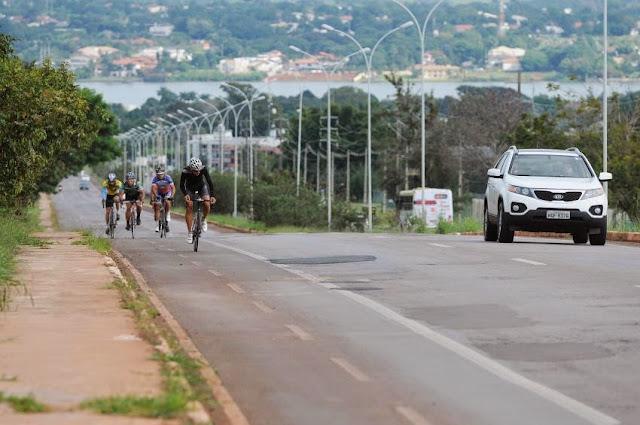 DF reforma via (df-035) que liga Lago Sul ao Jardim Botânico e São Sebastião