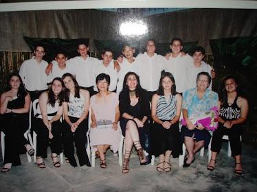 FORMANDOS -2003