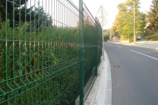 Panelne ograde za dvoriste