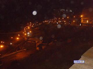 Mar del Plata - Costanera de noche