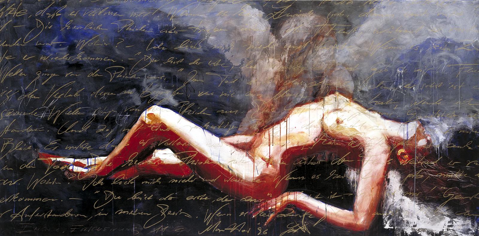 "Zu den ""Engel""-Gemälden / Angel Paintings"