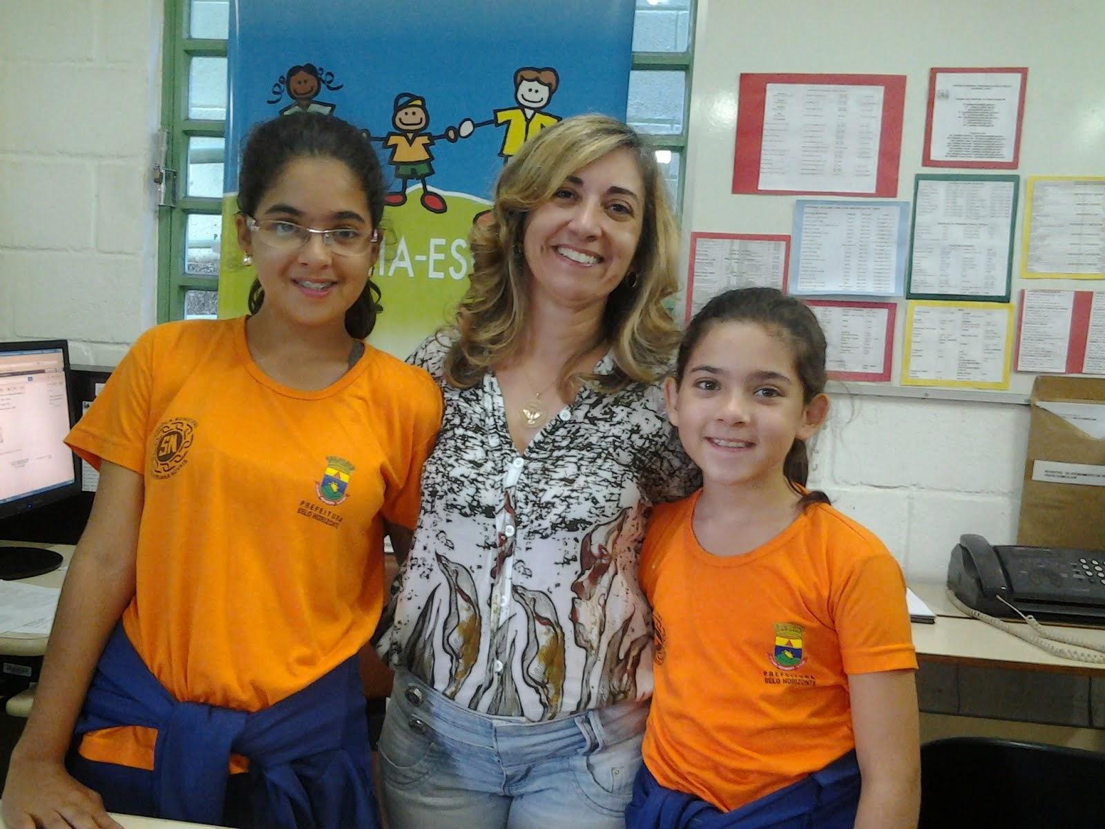 """""""Eu acredito na Escola Pública de Belo Horizonte"""""""