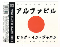 Alphaville – Big In Japan 1992 A.D.(CD,Maxi Single) (1992)