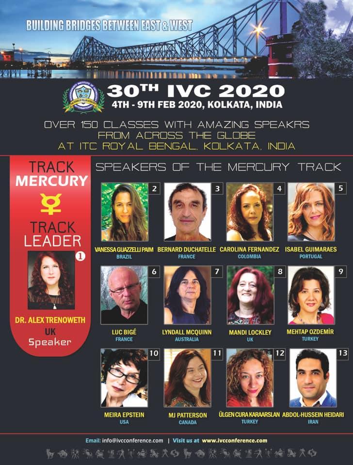 IVC 2020, Kolkata India