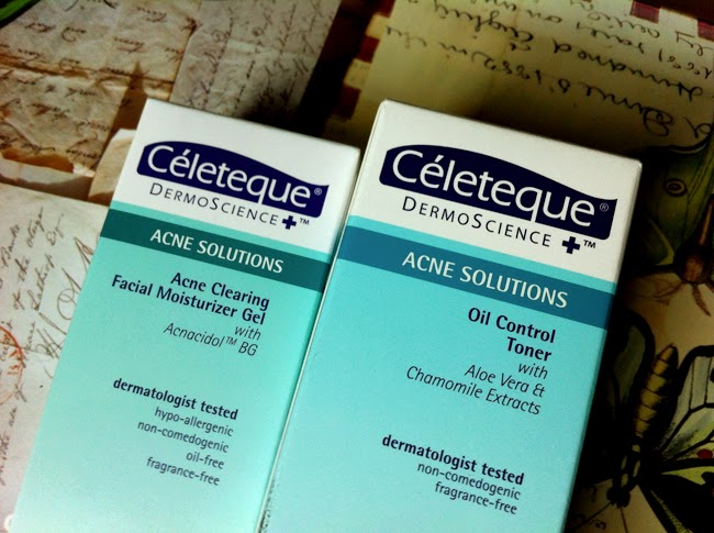 Celeteque Acne solution