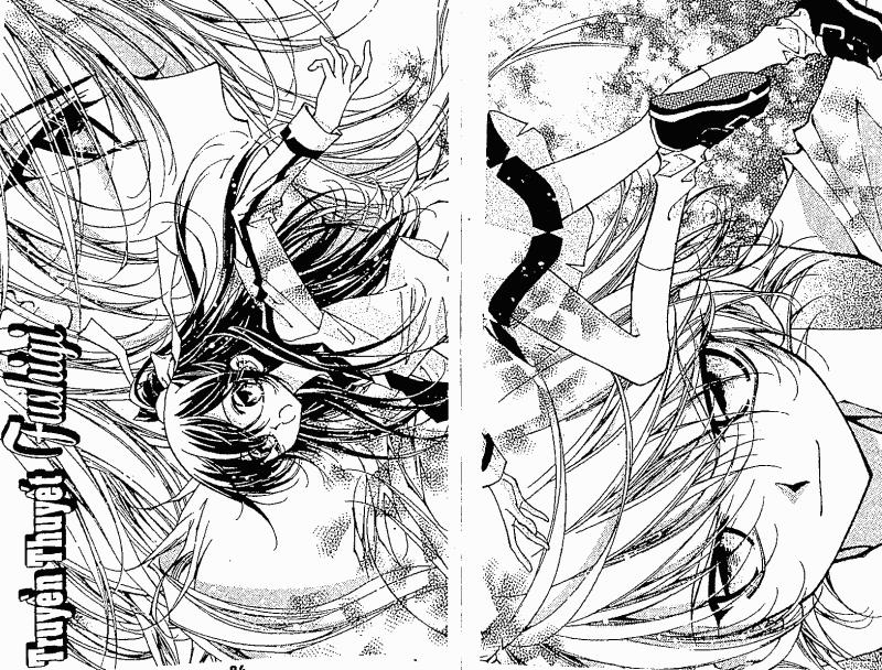 LEGEND - Truyền thuyết Fushigi Chapter 2 - Trang 45