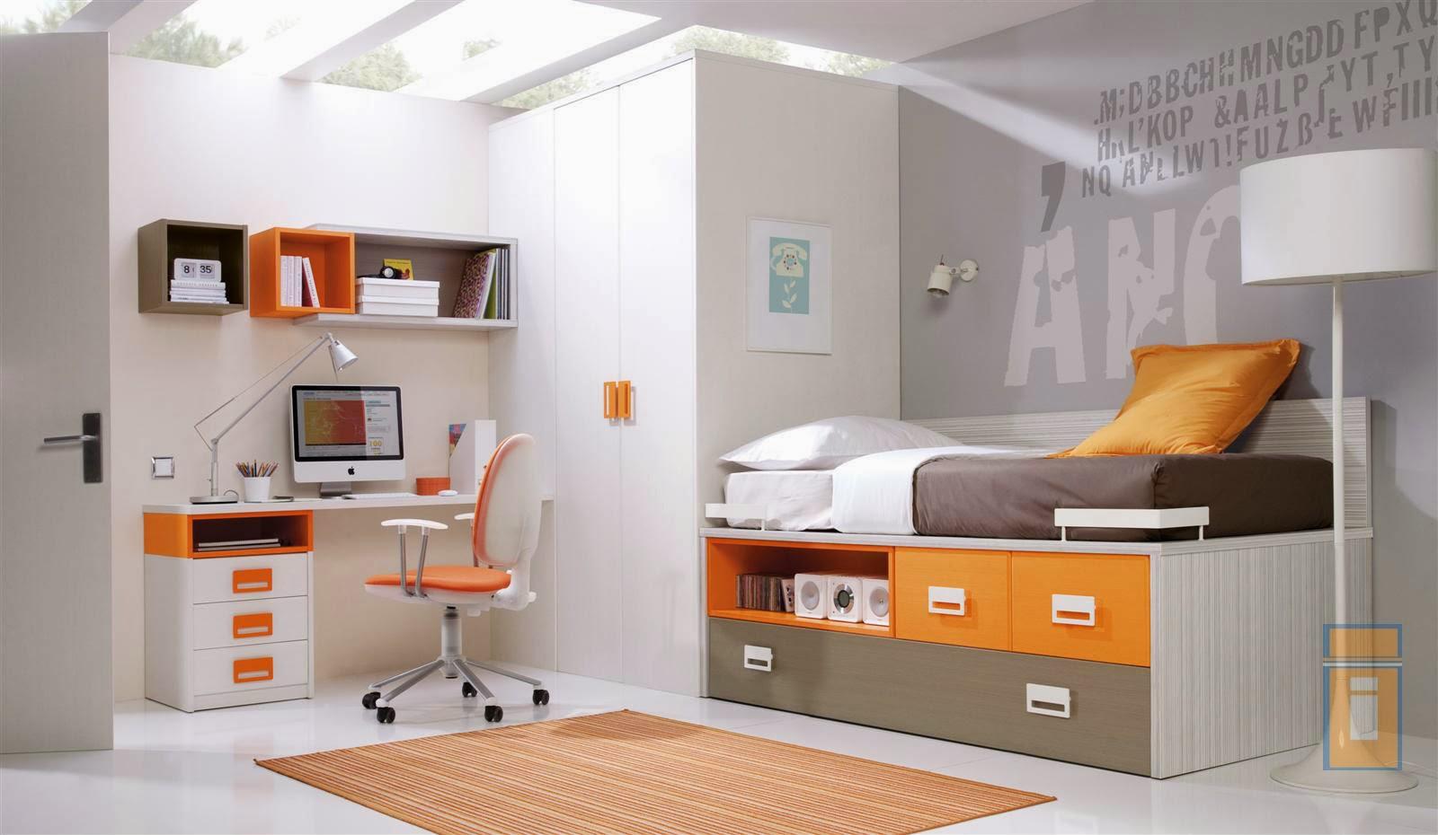 Armimobel muebles con vida dormitorio juvenil camas nido - Camas dormitorio juvenil ...