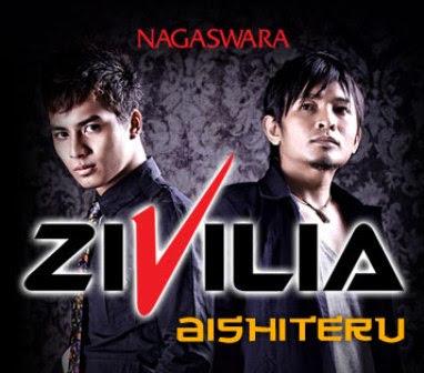 Zivilia - Aishiteru (Menunggu) Lirik dan Video