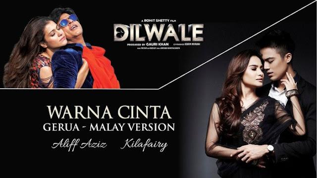 Alif Aziz, Kilafairy Rakam Lagu Dilwale Versi Melayu