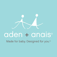 Aden + Anais swaddles