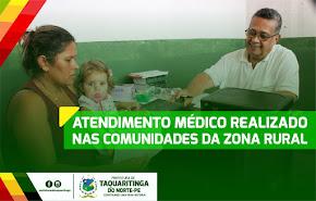 saúde para as comunidades rurais