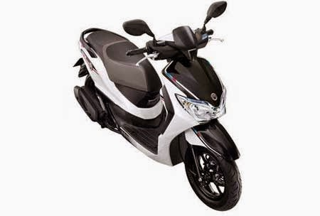 Spesifikasi Honda Moove 2015