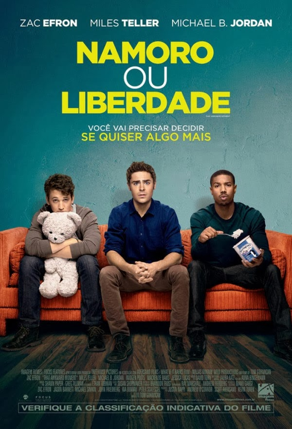 Download Filme Namoro ou Liberdade – BDRip AVI + RMVB Legendado