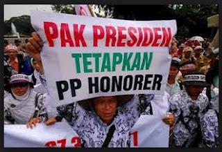 Penting, Begini Skenario Pengangkatan Honorer K2 Jadi CPNS