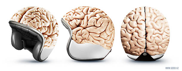capacetes originais | design by Good!