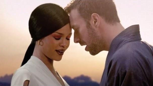 Coldplay feat. Rihanna - Princess Of China lyrics