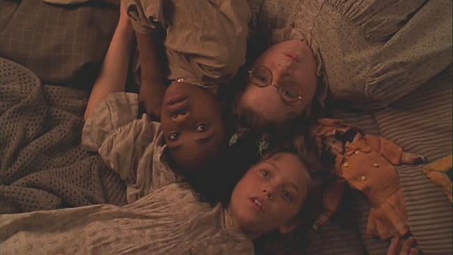 A Little Princess 1995; Sarah, Becky, and Ermengard