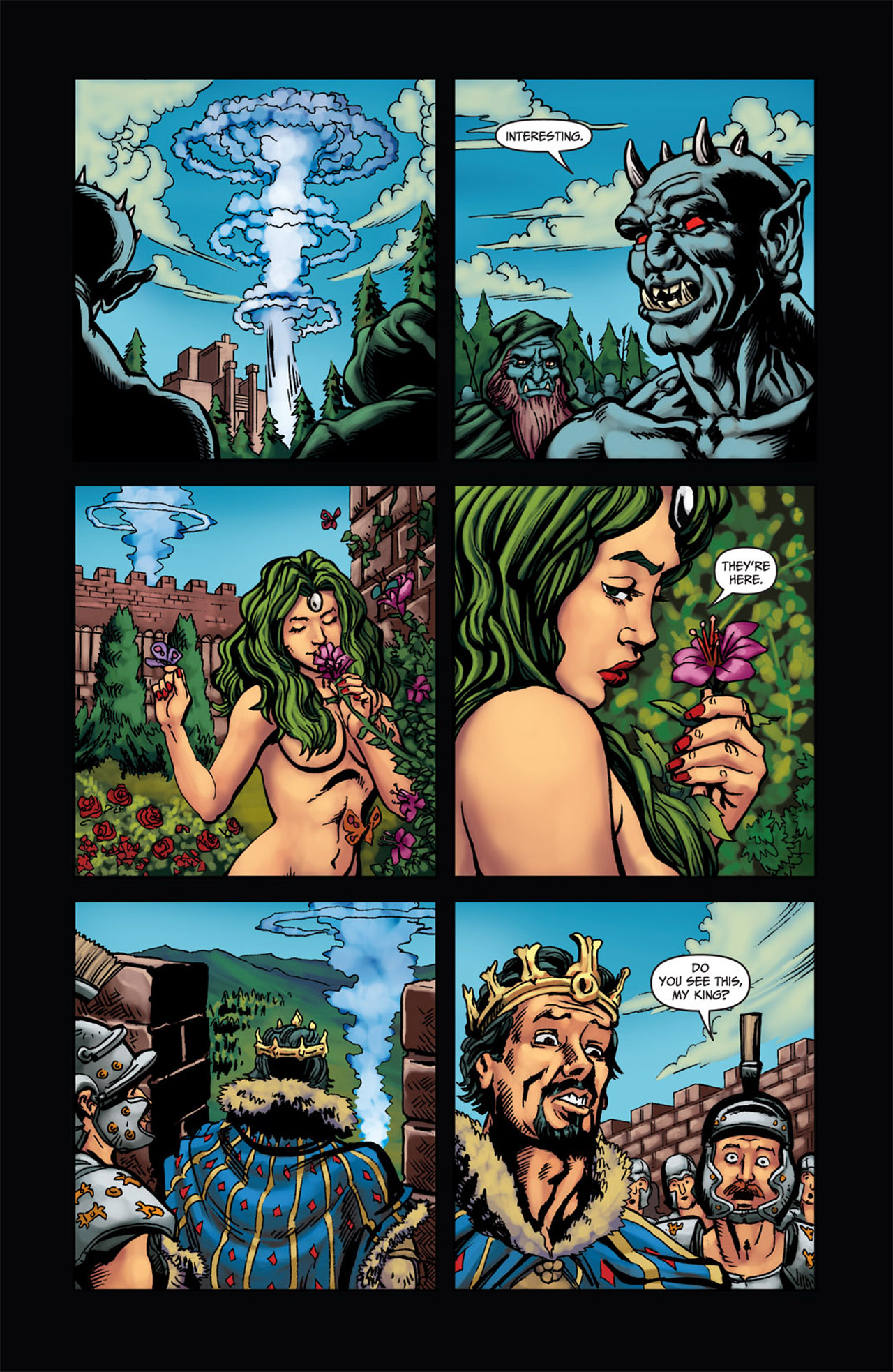 Grimm Fairy Tales (2005) Issue #58 #61 - English 9