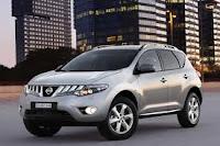 Daftar Harga Nissan Murano Mobil Bekas