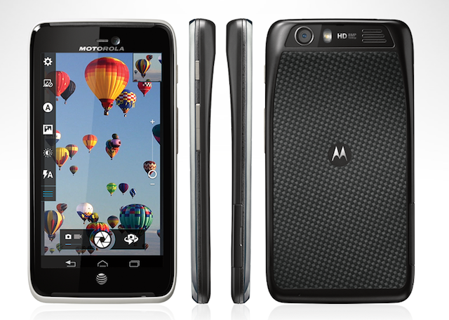 GeekaZoid: Launch: Motorola launches two new devices ...