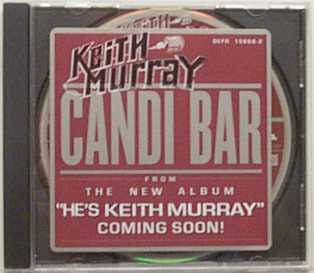 Keith Murray – Candi Bar (CDS) (2003) (320 kbps)