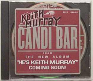 Keith Murray – Candi Bar (CDS) (2003) (320 kbps)