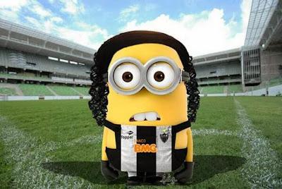 Ronaldinho Minion - Futbol Parodia