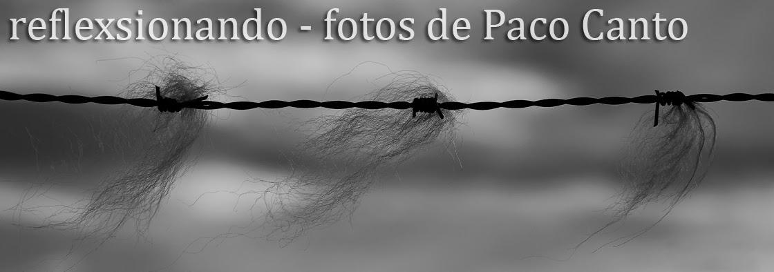 reflexsionando - fotos de Paco Canto