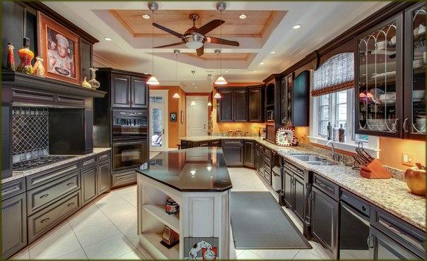 Красивые картины для интерьера кухни